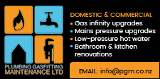 Plumbing  Gasfitting Maintenance Ltd