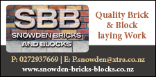 Snowden Bricks and Blocks